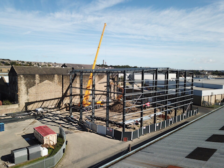 Regal-new-warehouse-construction-phase-feb-2020